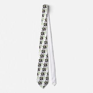 Cravate Panda mignon