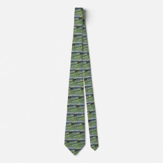 Cravate Paysage marin chez Saintes Maries par Vincent van