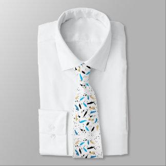 Cravate Peignez l'éclaboussure