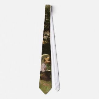 Cravate Peinture de soute de Dennis Miller chez Calcot par