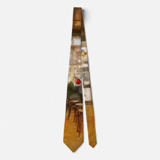 Cravate Pharmacie - la pharmacie 1910 de Congdon