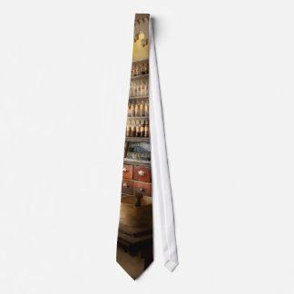 Cravate Pharmacien - le dispensatory