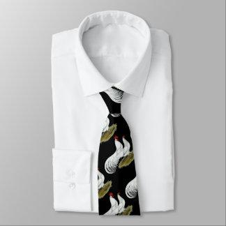 Cravate Phoenix :  Paires blanches