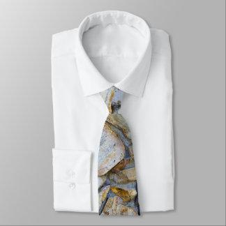 Cravate Photo de texture de mur de roche