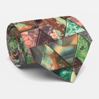 Cravate Pierres pierreuses