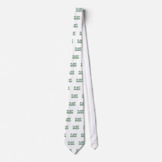 Cravate Plante basé