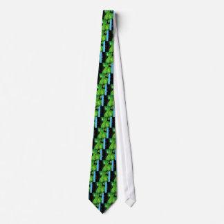 Cravate Poire abstraite