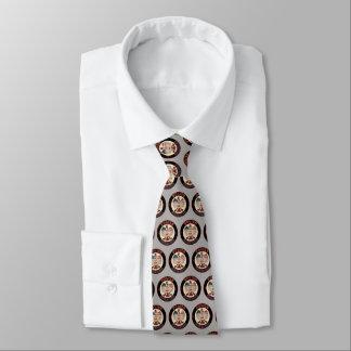 Cravate polonaise d'Eagle d'Américain
