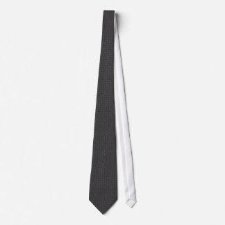 Cravate Polymère noir et gris de fibre de carbone