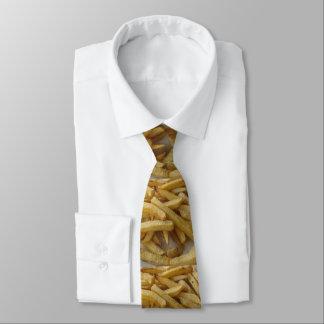 Cravate Pommes frites