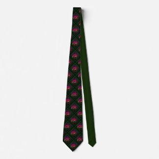 Cravate primitive de paradis (rose indien)