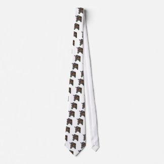 Cravate Rayures loin