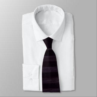 Cravate Rayures sales pourpres