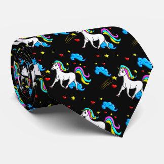 Cravate Rêves de licorne