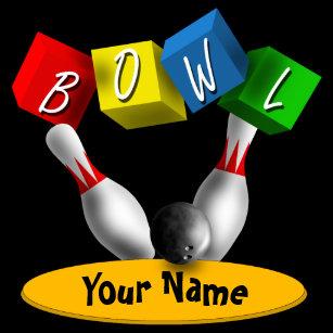 original plus récent amazon Cravates Boule De Bowling | Zazzle.fr
