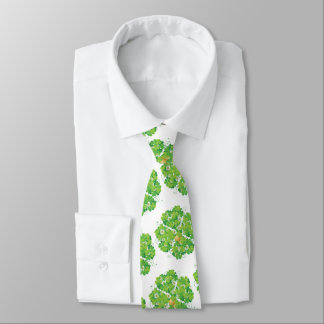 Cravate Shamrocks du jour | de St Patrick