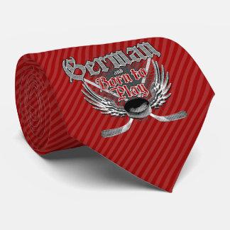 Cravate Soutenu pour jouer (Allemand)