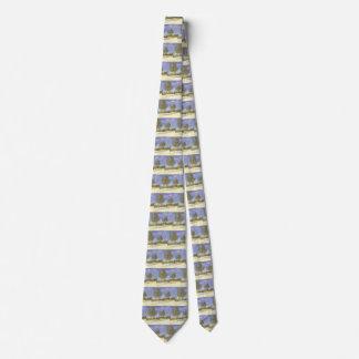 Cravate Sur les périphéries de Paris par Vincent van Gogh
