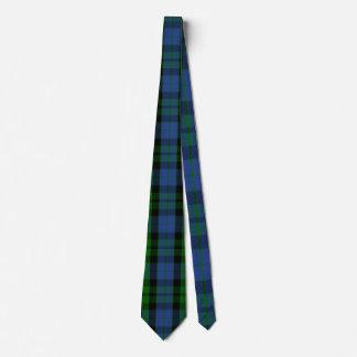 Cravate Tartan de MacKay de clan
