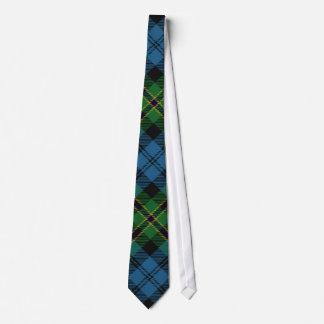 Cravate Tartan d'étoile polaire