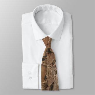 Cravate Tas de bois