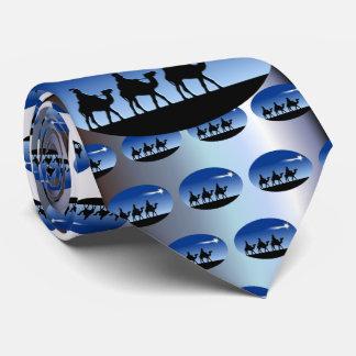 Cravate Trois sages - cadeau des Magi