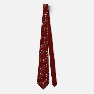 Cravate Typographie de Joyeux Noël