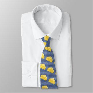 Cravate Une plaisanterie de fromage… au sujet du type avec