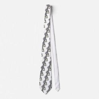 Cravate vague 2 de Bouddha