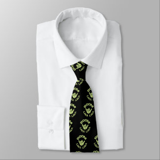 Cravate Vague de Shaka de boom
