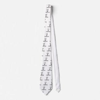 Cravates 15 et pour toujours conceptions d'anniversaire