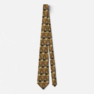 Cravates À la chaîne de fusil par James Tissot, art vintage