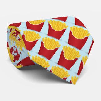 Cravates Aliments de préparation rapide, pommes chips avec