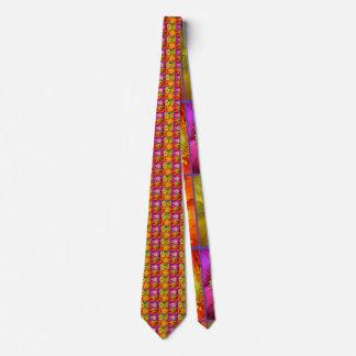 Cravates Amour de pavot