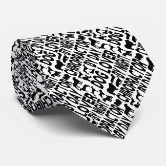 Cravates Amoureux des chiens de chiroprakteur
