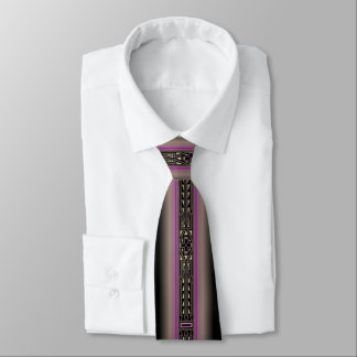 Cravates Ancêtres pourpres