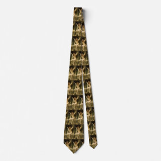 Cravates Ange victorien vintage, prisonnier par Bouguereau