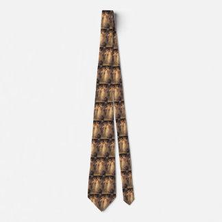 Cravates Anges victoriens vintages, jeunesse par Bouguereau