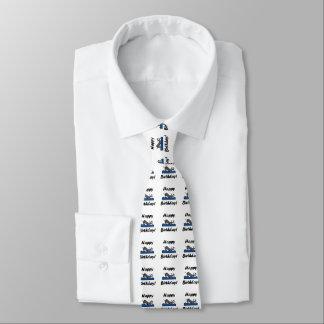 Cravates Anniversaire Narwhal
