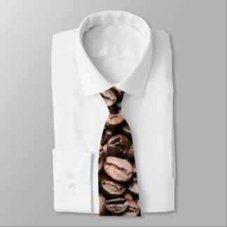 Cravates Arrière - plan de grain de café de Brown