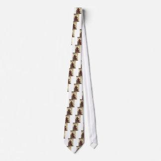 Cravates Art classique oriental de guerrier de cool