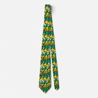 Cravates Art de bruit de bande dessinée VLAN