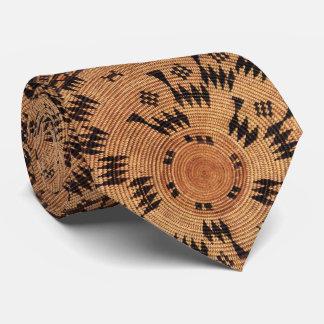 Cravates Art de Natif américain de Chumash