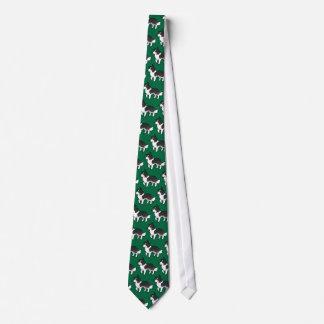 Cravates Bande dessinée border collie