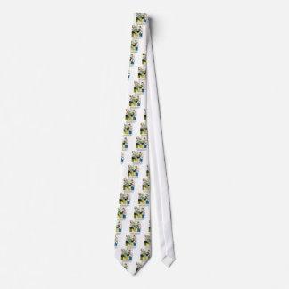 Cravates Bande dessinée médicale 9517