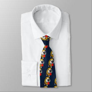Cravates Bande dessinée mignonne de beagle