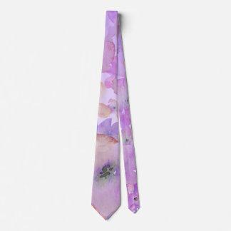 Cravates Beauté florale douce d'aquarelle de *~*