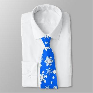 Cravates Blanc de neige
