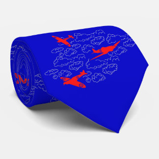 Cravates Bleu de Spitfire