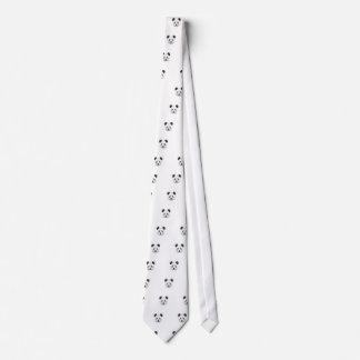 Cravates Boho poly calme